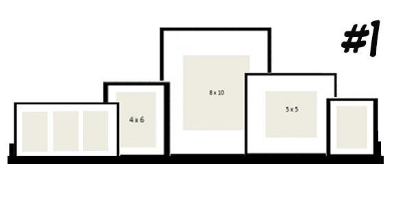 Ribba frames layout