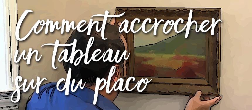 Fixation De Cadres Sur Du Placo Comment Accrocher Sur Du Placo