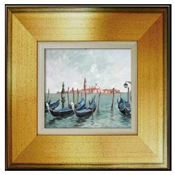 Choisir le cadre d 39 un tableau - Baguette d encadrement pour tableaux ...