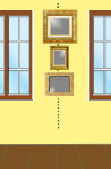 accrocher et disposer les tableaux sur le mur. Black Bedroom Furniture Sets. Home Design Ideas